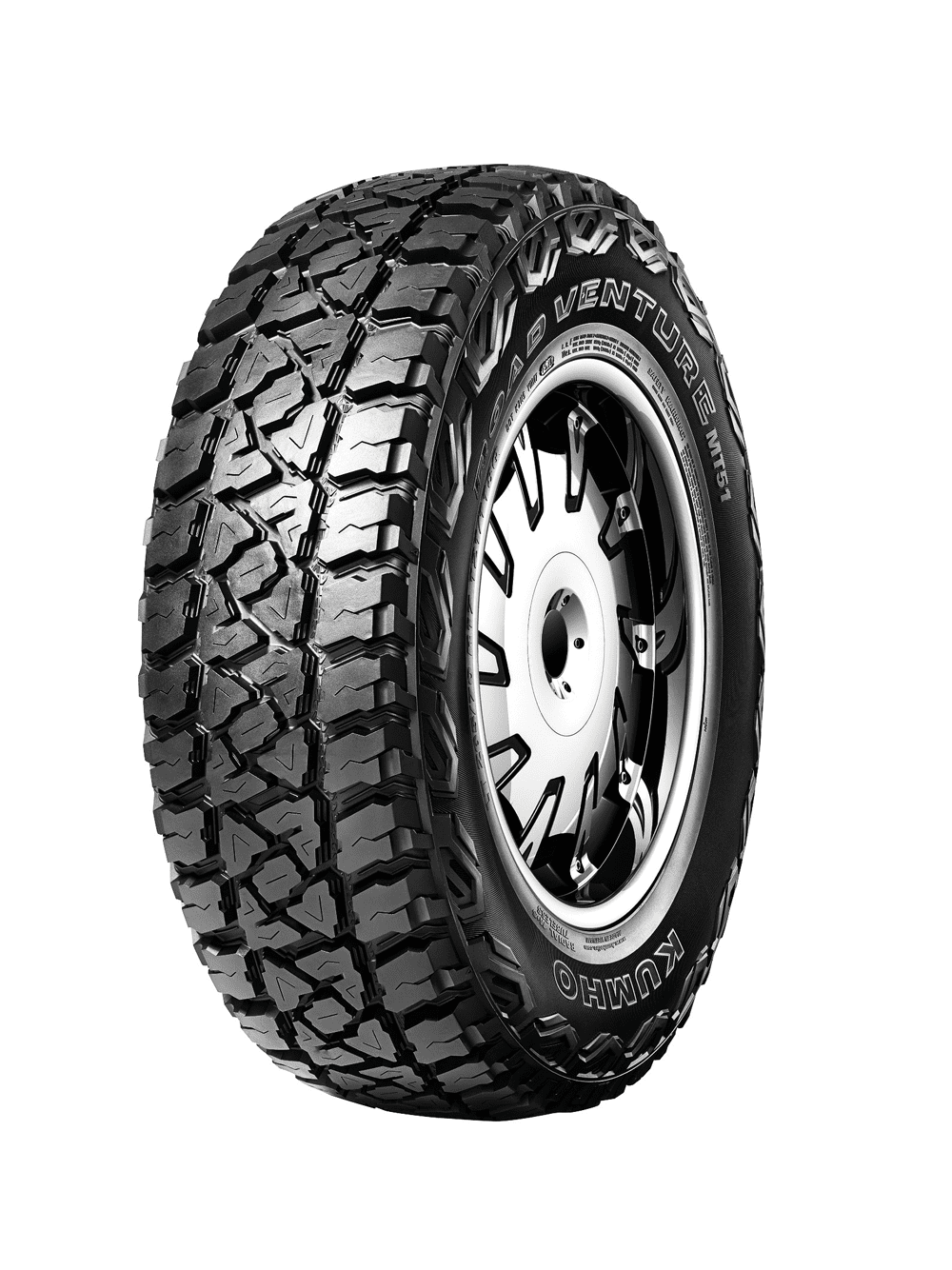 Kumho Road Venture MT51 Off-Road Tire