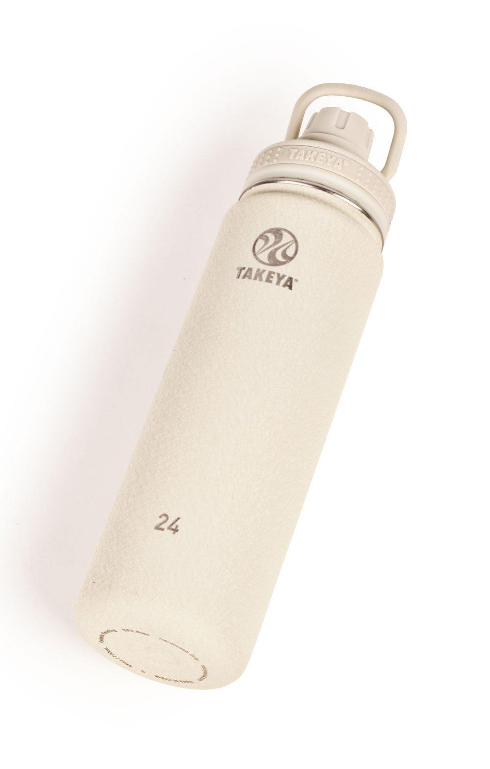 Takeya 24-ounce Originals Insulated Water Bottle