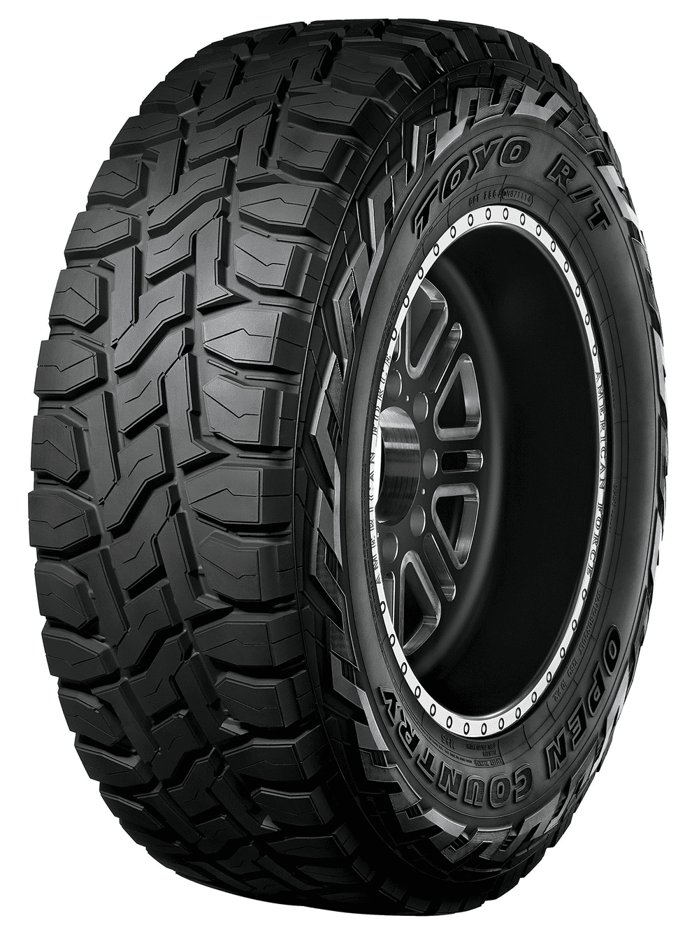 Toyo Open Country R/T off-road tire
