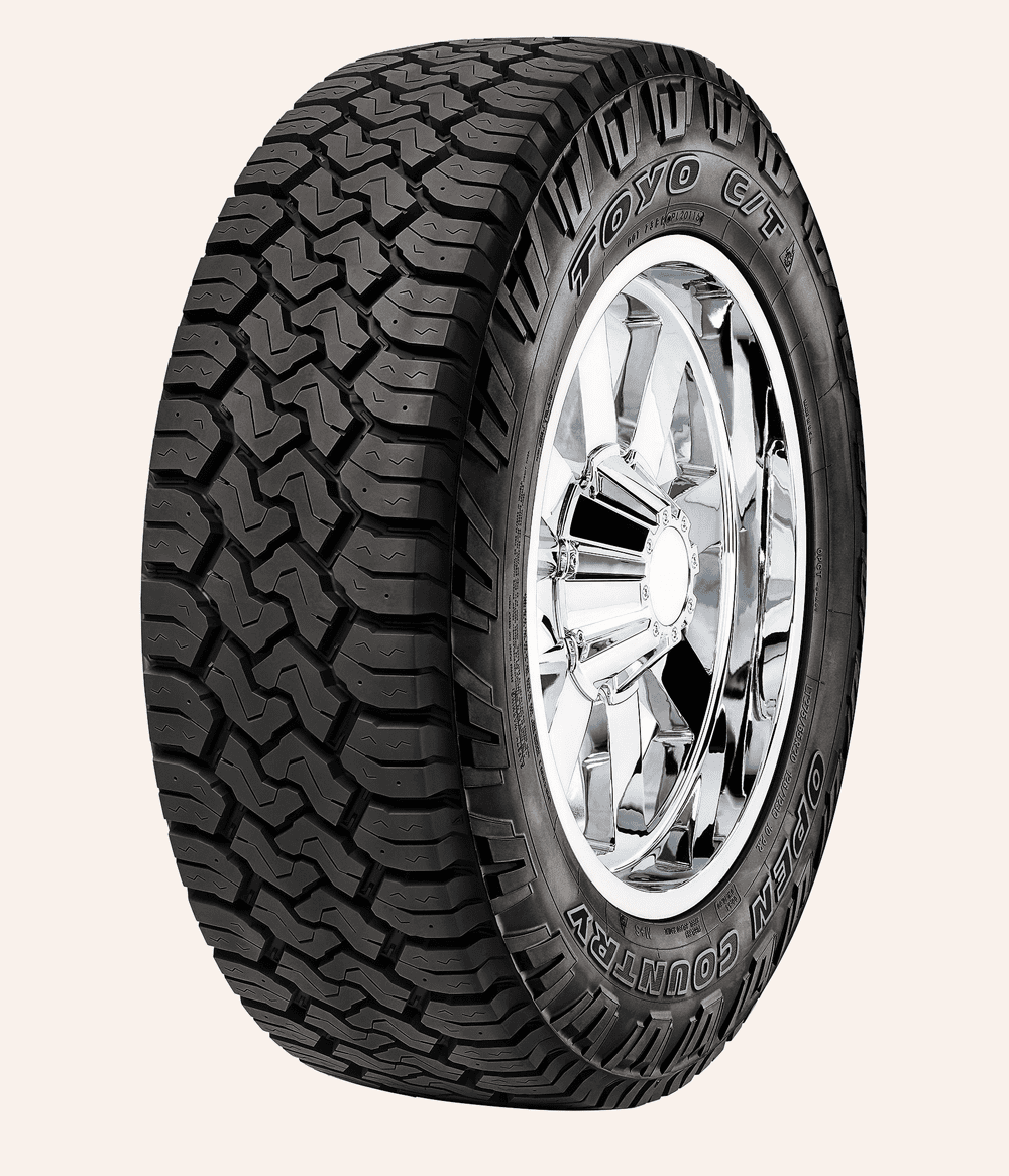 Toyo Tire Open Country C/T Tire