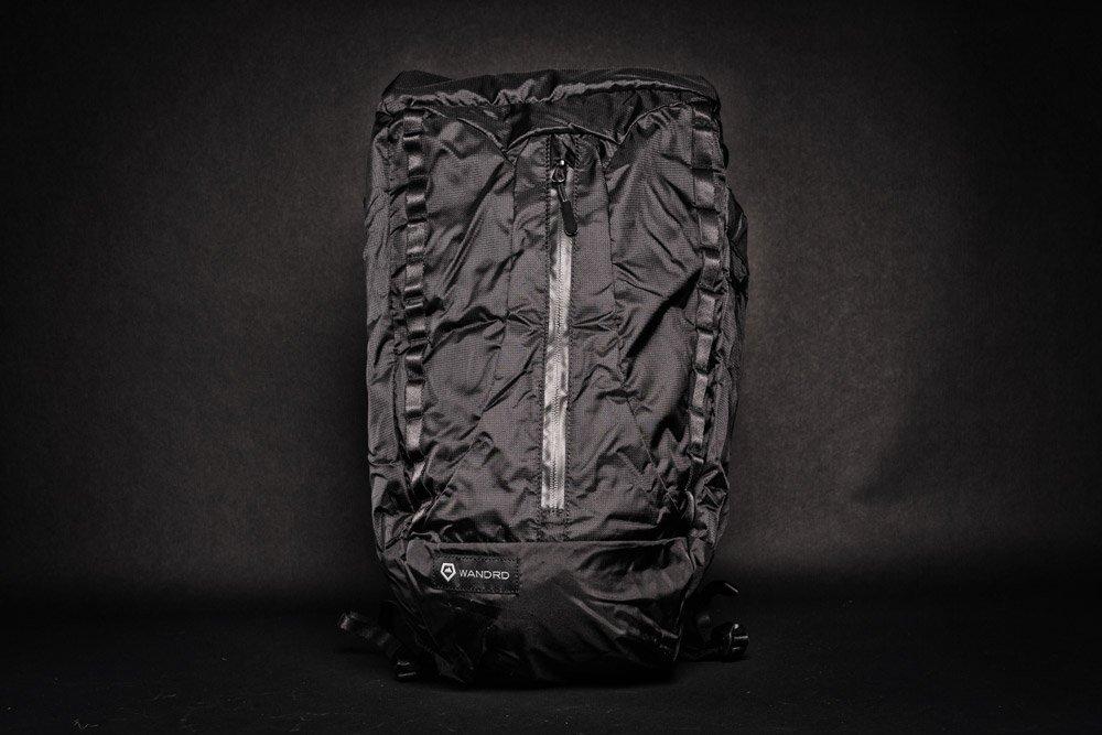 Wandrd VEER Packable Backpack black