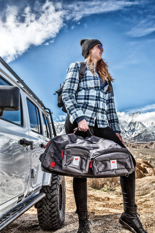 WARN Epic Trail Gear camper