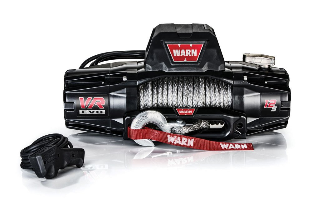 VR EVO Winch automotive accessories