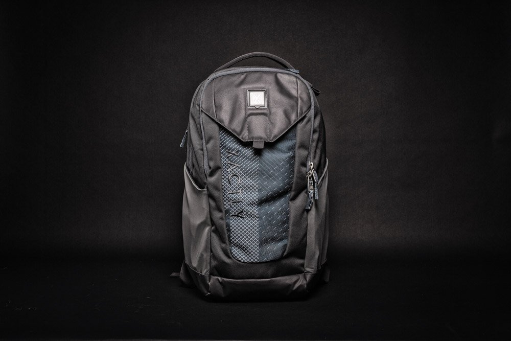 Xactly Oxygen 25 Backpack front