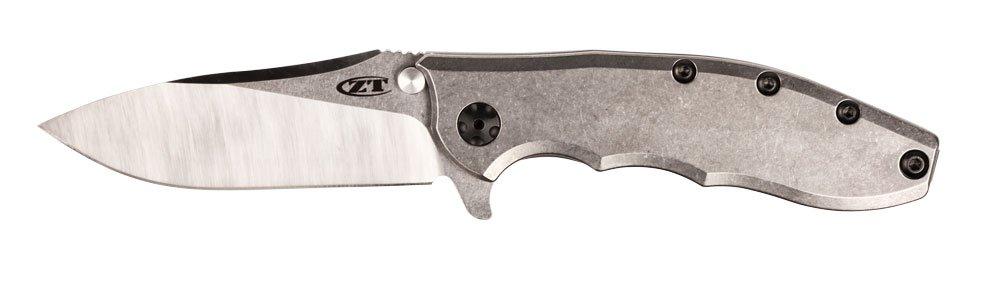Zero Tolerance titanium pocketknife