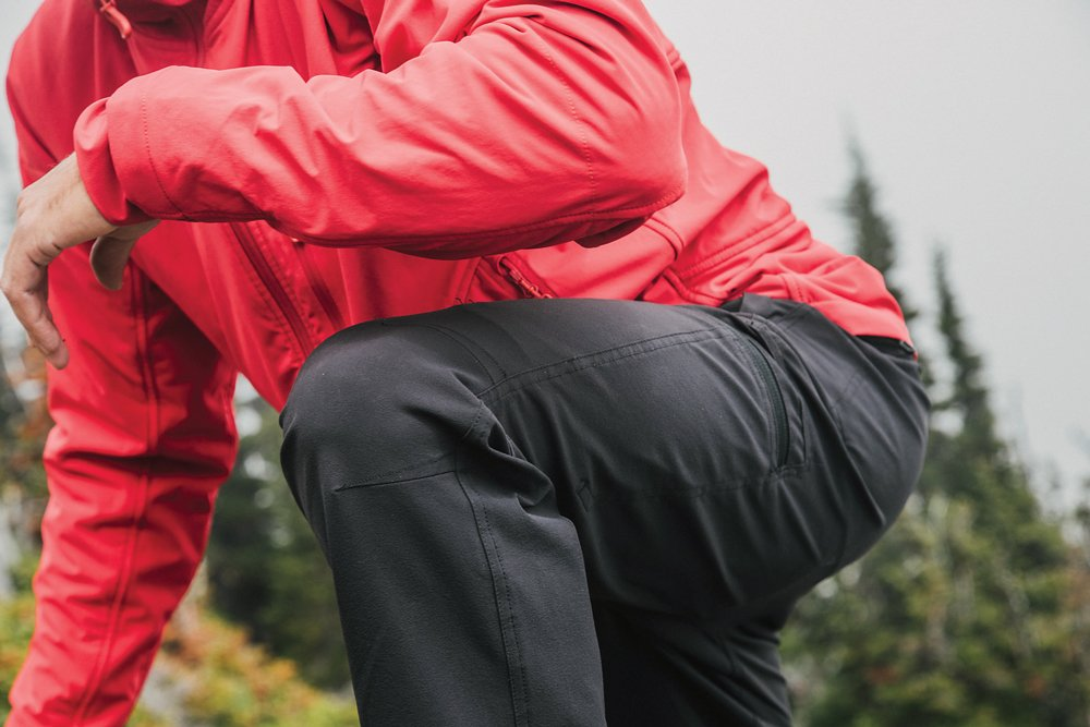 Beyond K5 Testa softshell pant cold weather gear