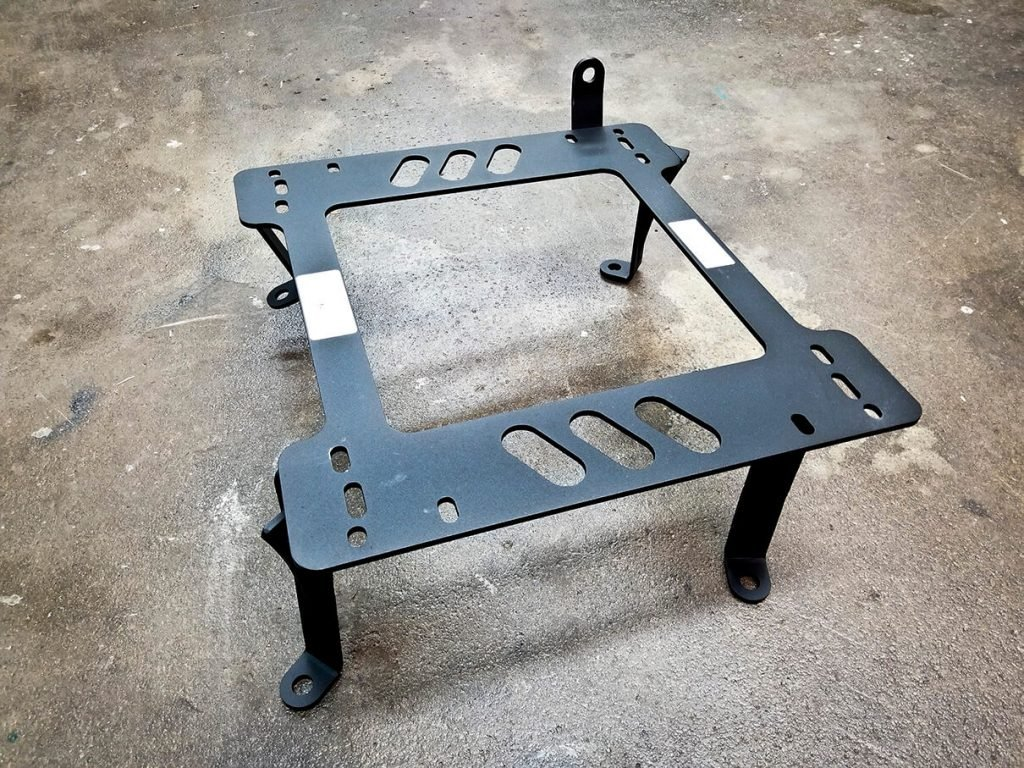 Custom seat bracket