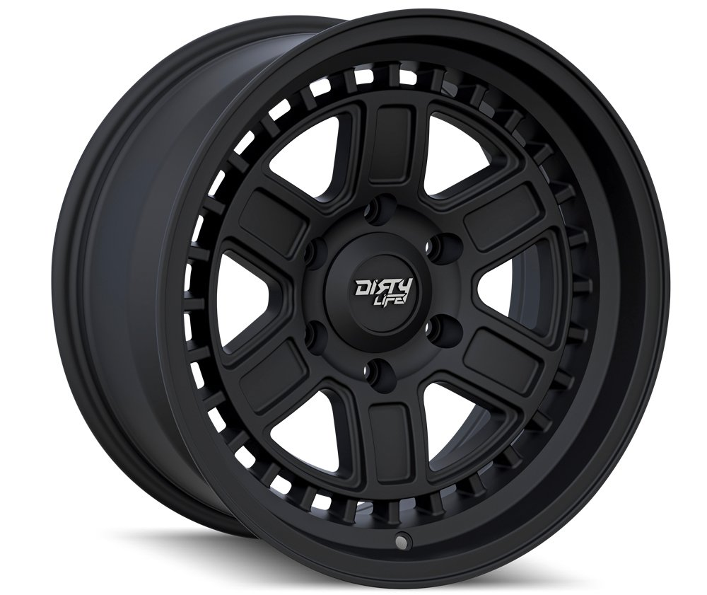 Dirty Life Race Wheels Cage