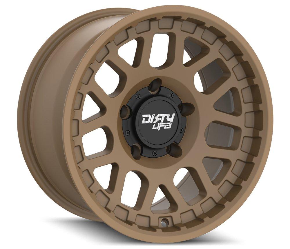 Dirty Life Race Wheels Mesa