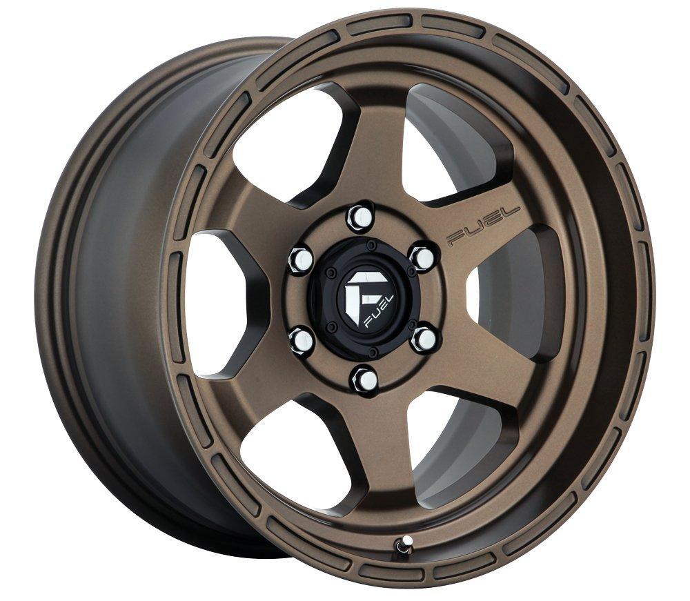 Fuel Off-Road Shok wheels