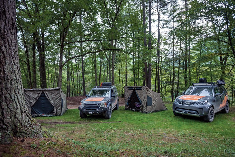 Oztent shelters