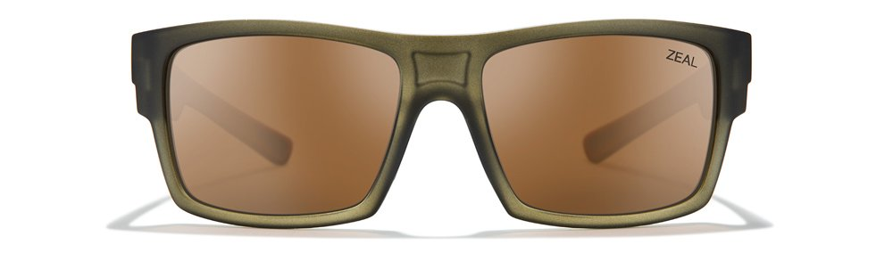Zeal Optics Ridgway sunglasses for outdoor exploration