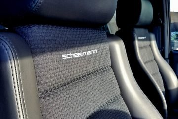 Scheel-Mann Vario F seat backs