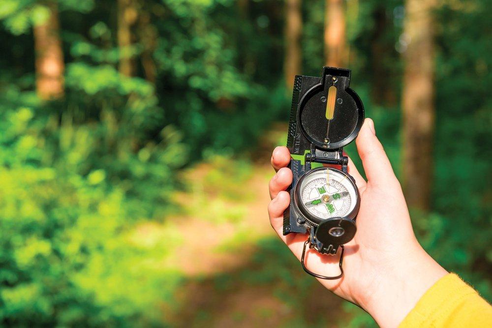 Backcountry navigation skills