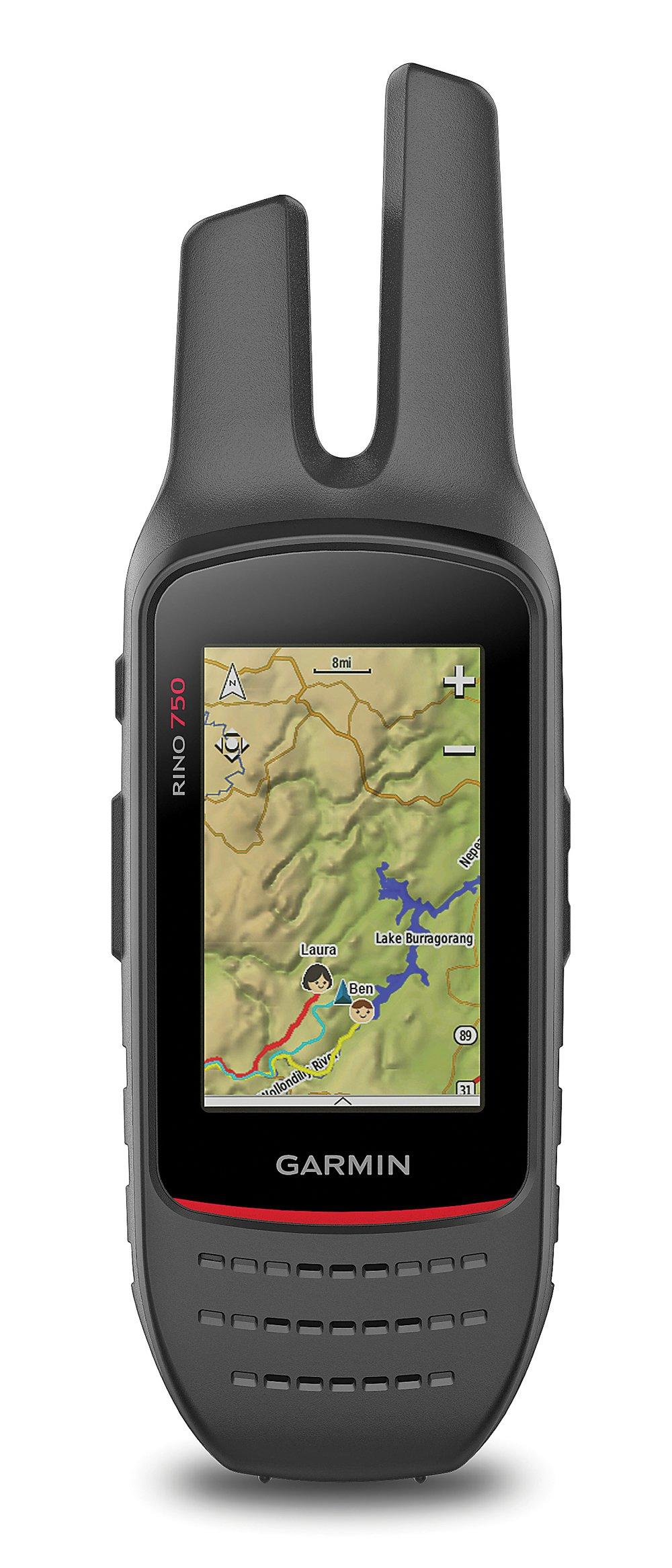 Garmin Rino 750 GPS unit