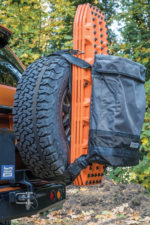 Maxtrax and MSA gear bag