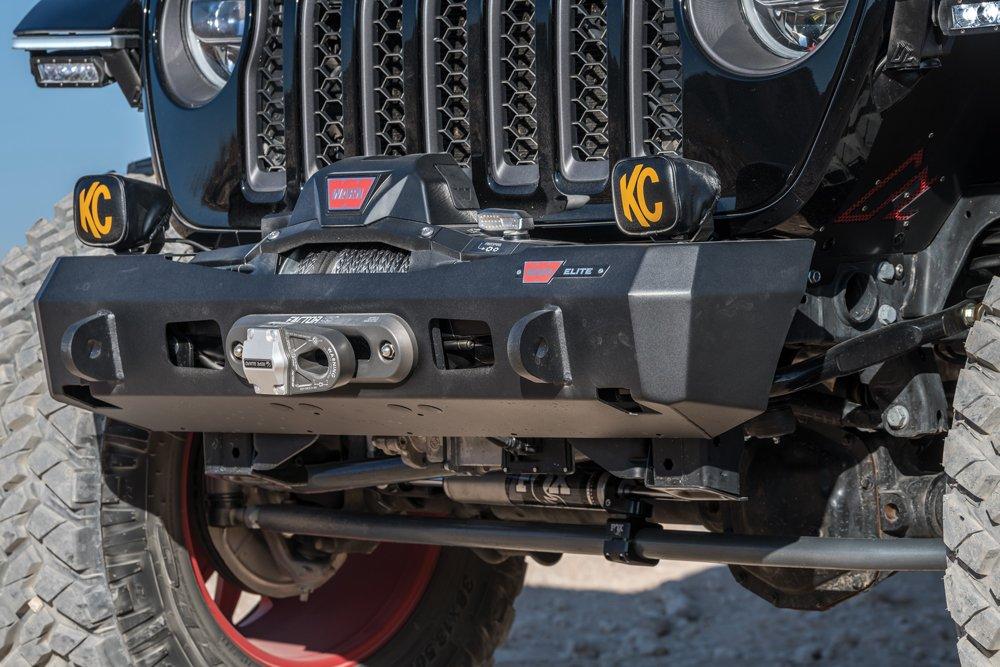Jeep Gladiator bumper