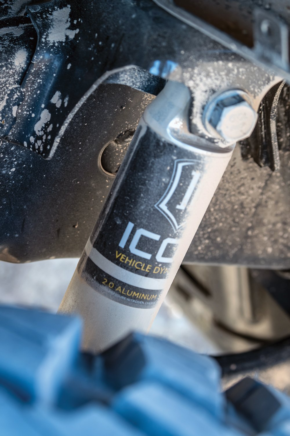 Icon Vehicle Dynamics Stage 1 Suspension