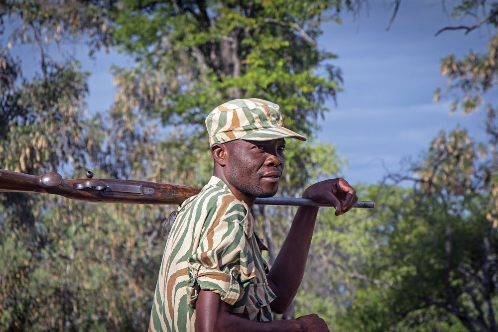 Zambian hiking guide