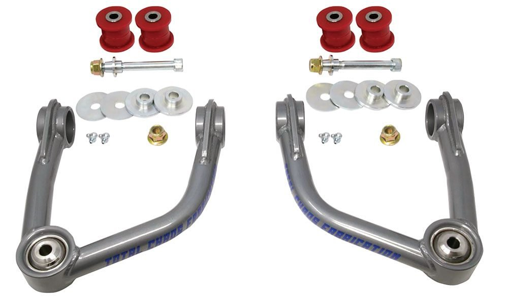 Upper control arms Overlanding products