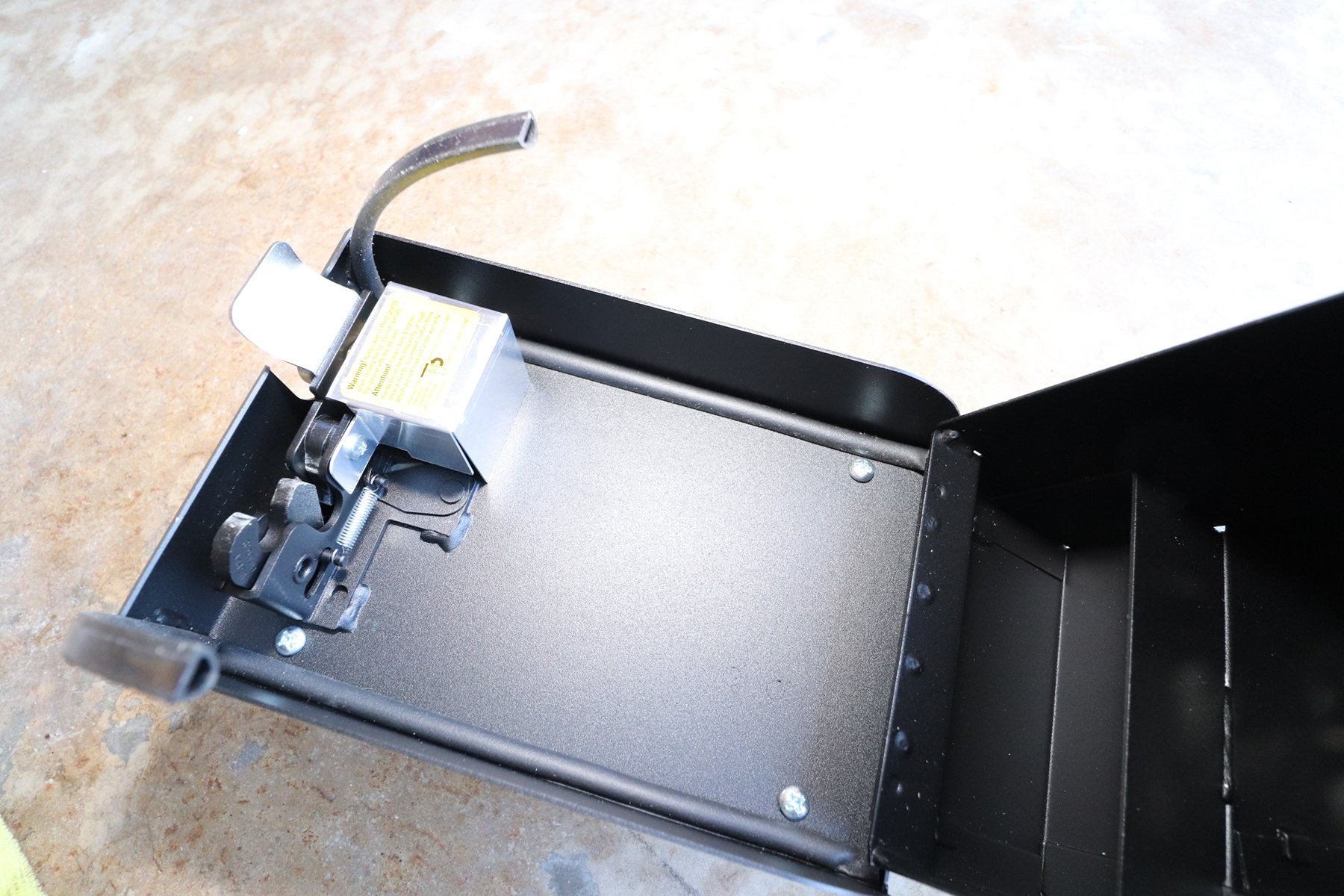 Installing the Console Safe