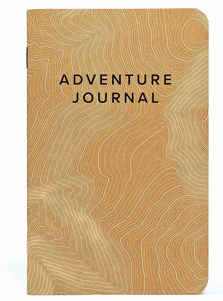 Adventure Journal Pocket Notebooks camping summer products