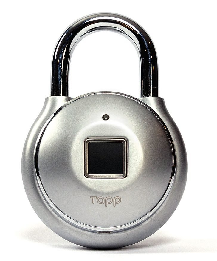 Tapplock one+ fingerprint padlock