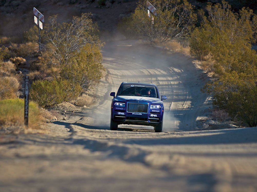Team Jeeves Rolls-Royce Cullinan