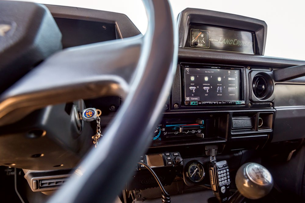 Alpine audio system