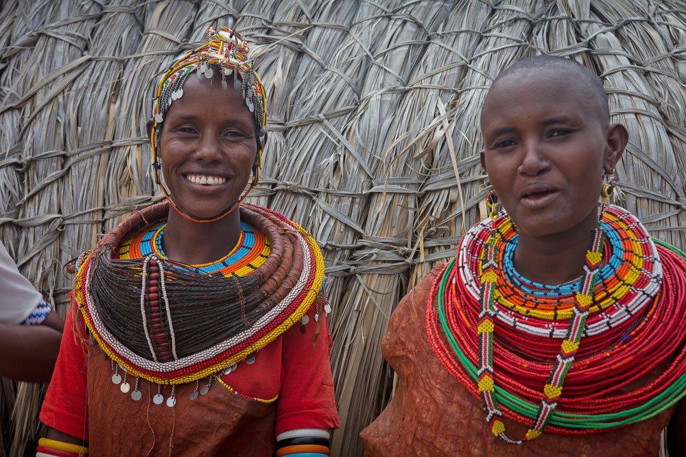traditional Kenyan dress