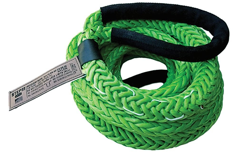 Step22 Recovery Rope