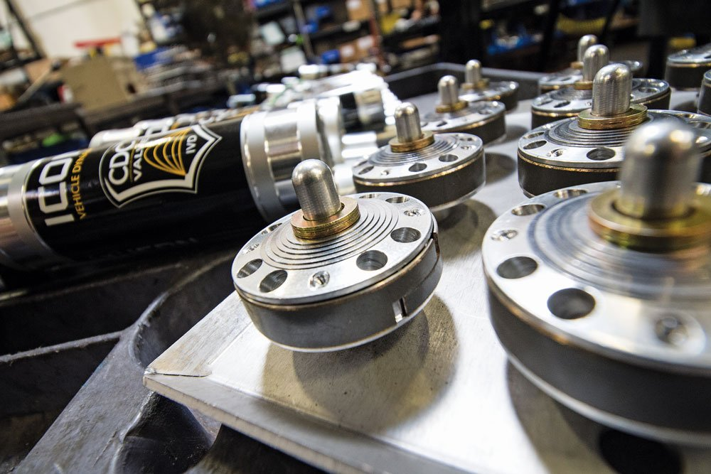 ICON Vehicle Dynamics suspension parts