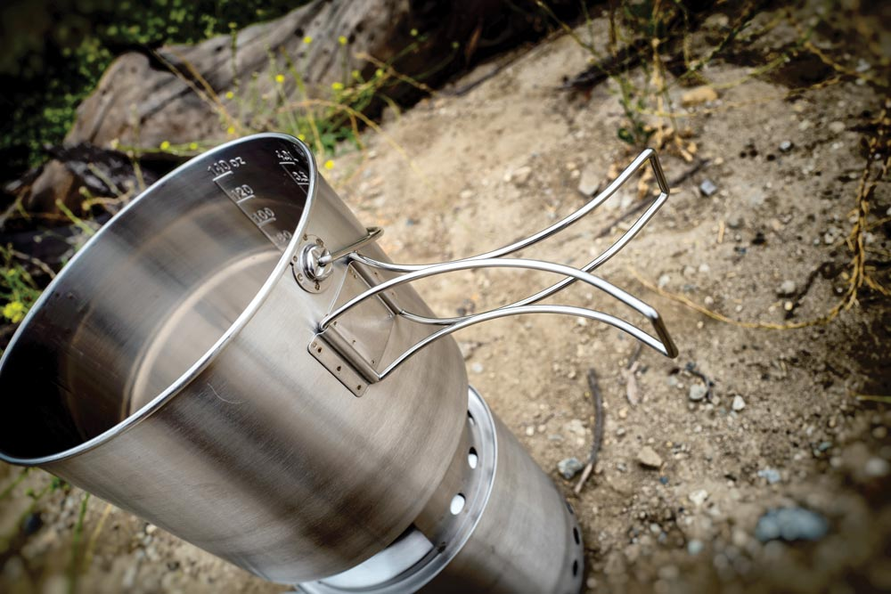 Solo Stove Campfire stove