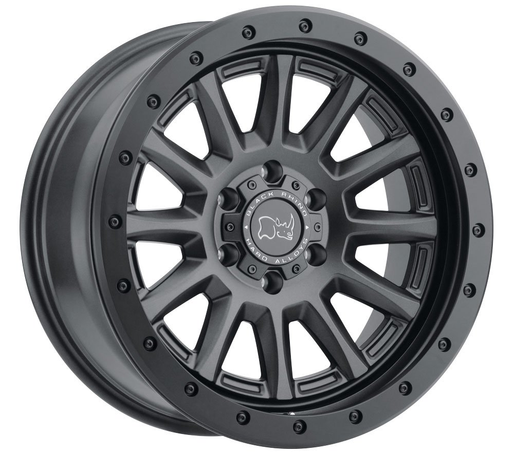 Black Rhino Dugger wheel