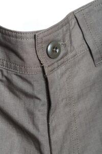 pant front button