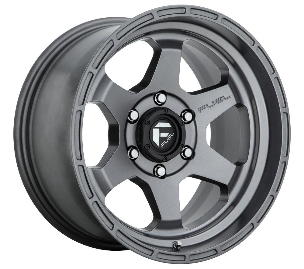 Fuel Off-Road Shok D665 Anthracite wheel