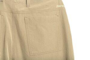 back pant pocket