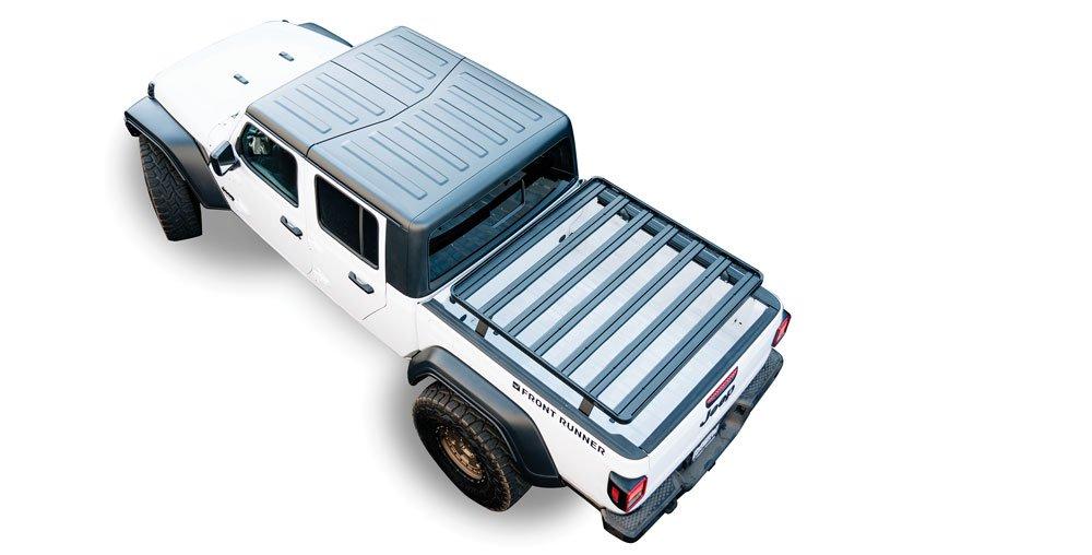 Front Runner Jeep Gladiator Slimline II Load Bed Rack