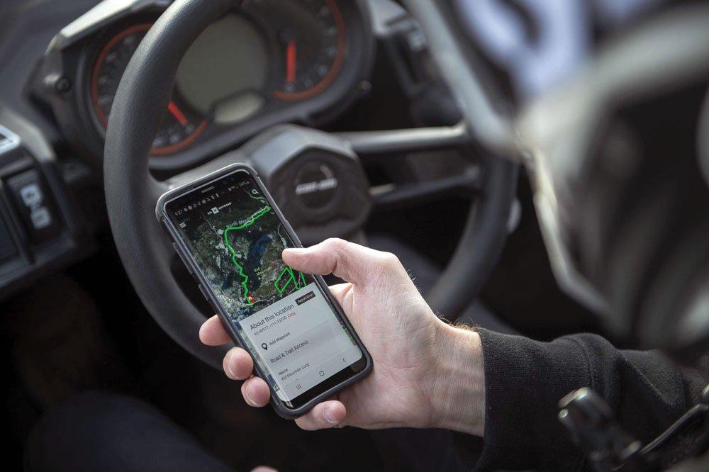 OnX Offroad off-road navigation app