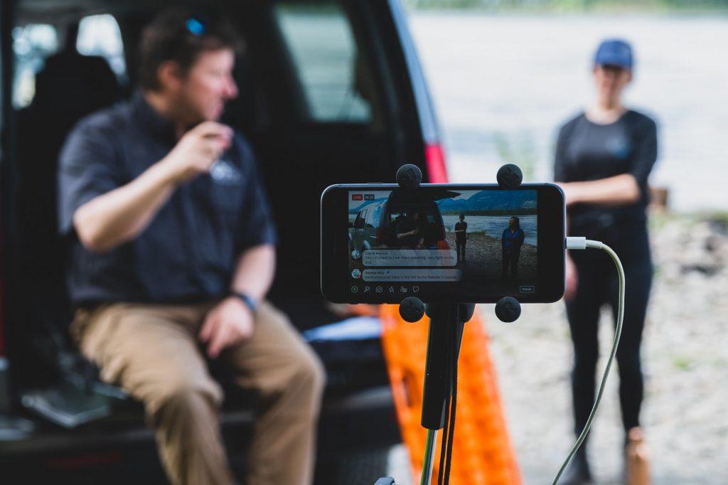 Rebelle Rally training video