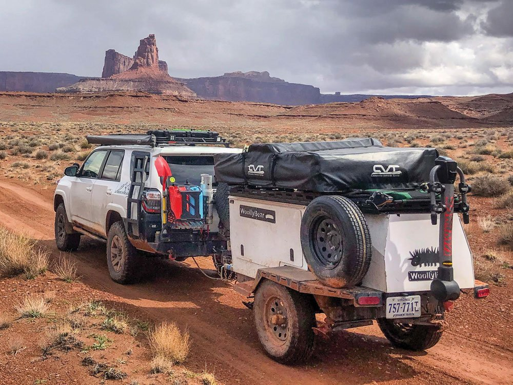 Overlanding as a family