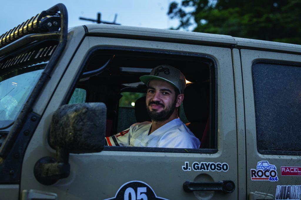 Jose Gayoso, owner of Roco 4x4 Spain