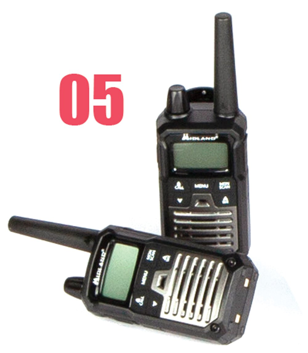 Midland USA X-Talker T290VP4 Two-Way Radios hiking supplies
