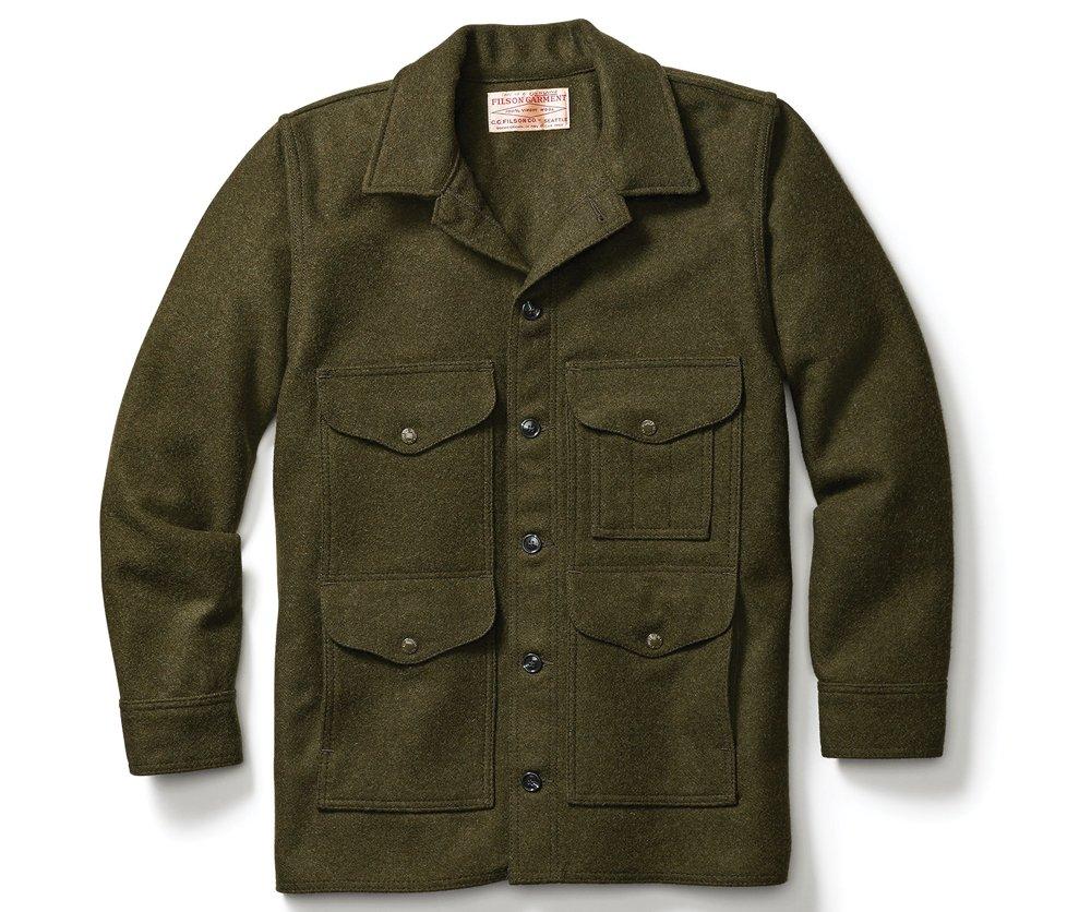 The Filson Cruiser jacket