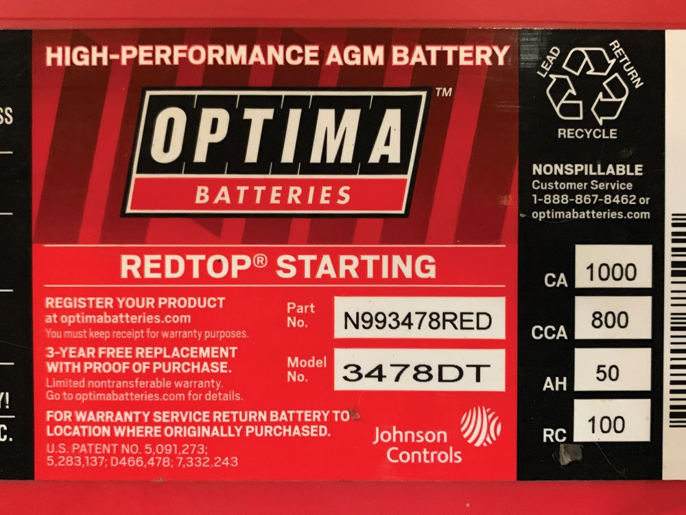 Understanding common battery measurements can help when you run into battery power problems