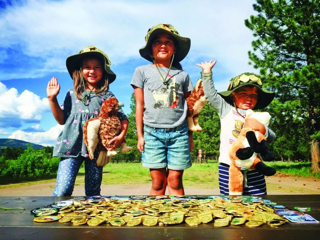 National Park Junior Rangers pledge