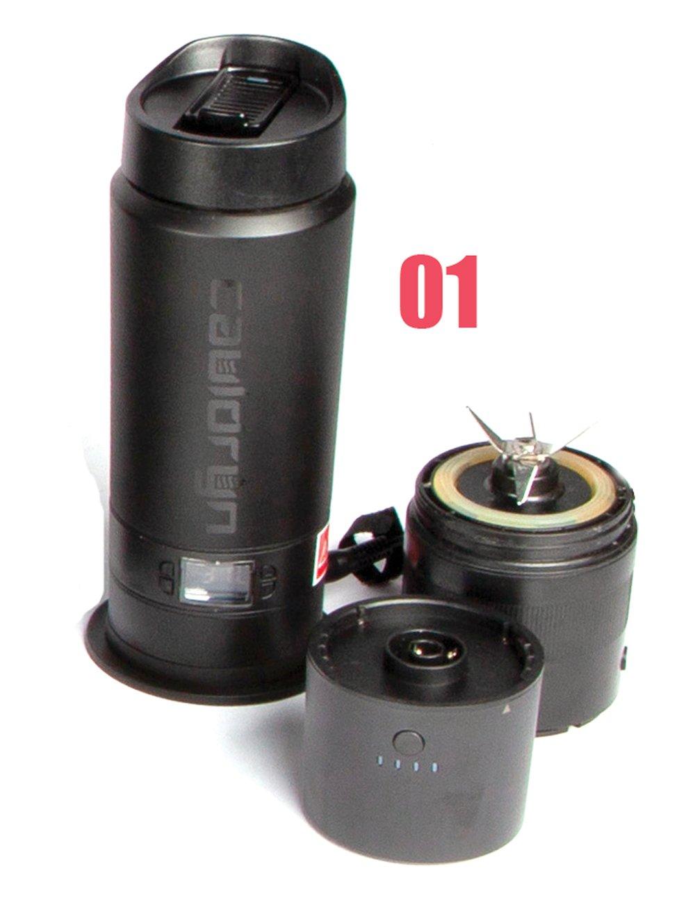 Cauldryn Coffee Smart Mug and Blender Combo hiking supplies