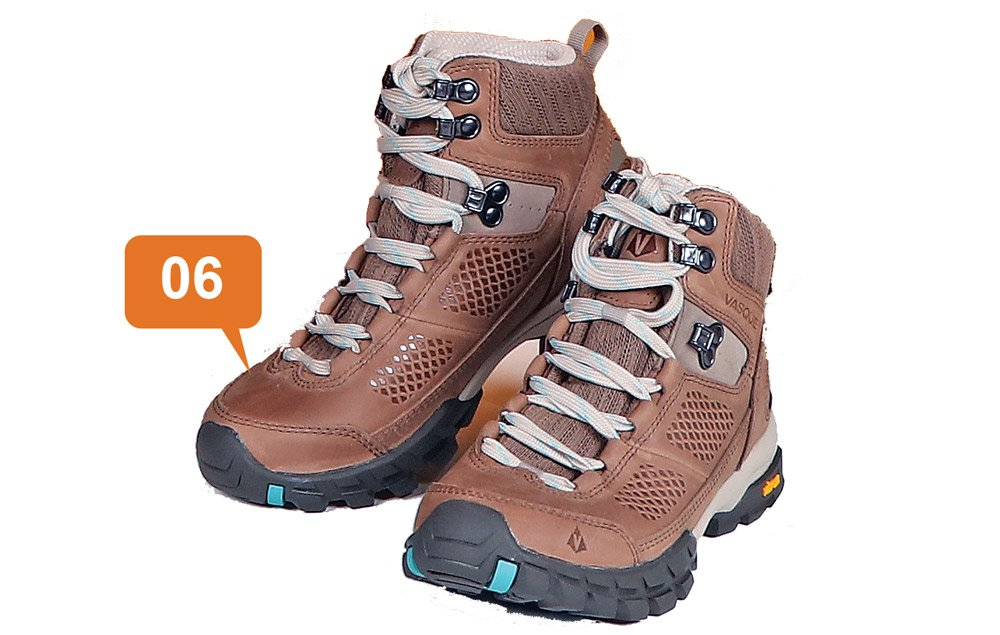 outdoor equipment Vasque Talus AT UltraDry boots
