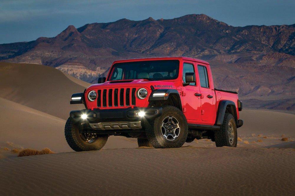 Desert Rated Gladiator Mojave