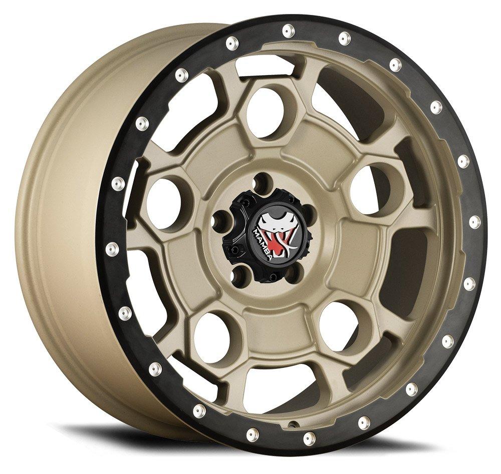 Aftermarket Wheels Mamba M26